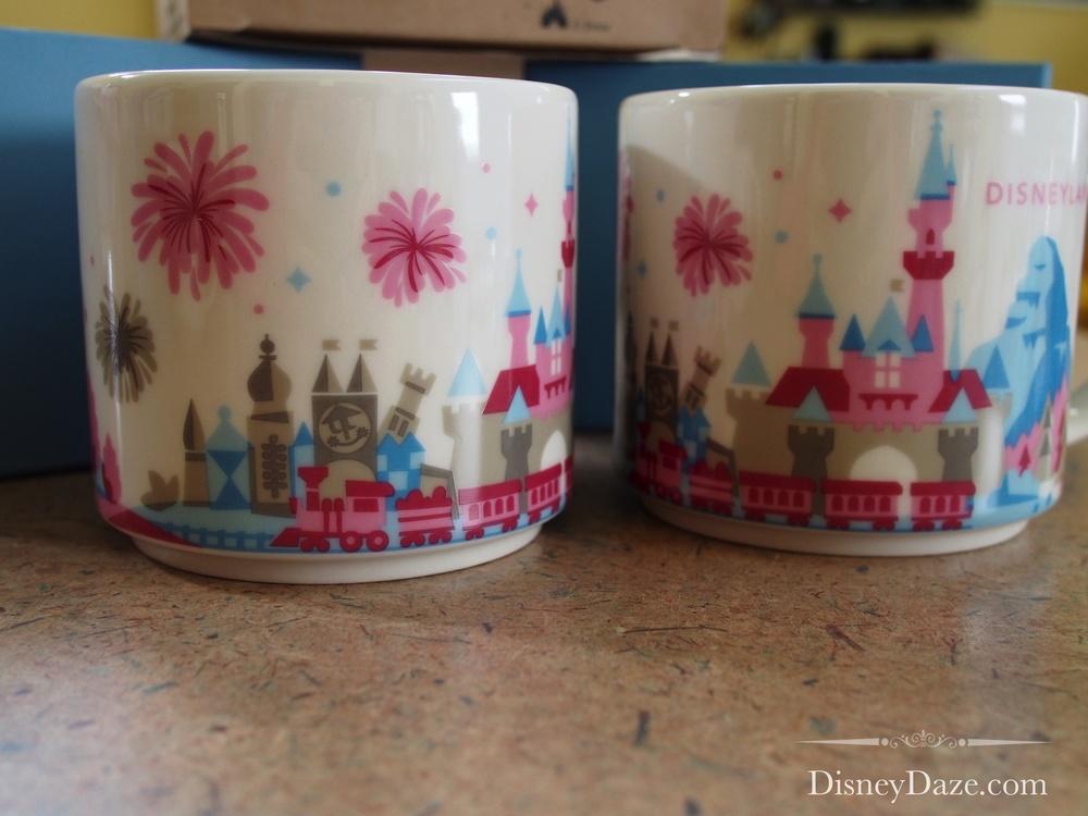 Disneyland You Are Here Mug
