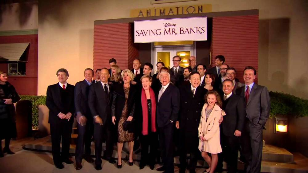 Saving Mr. Banks Cast Premiere