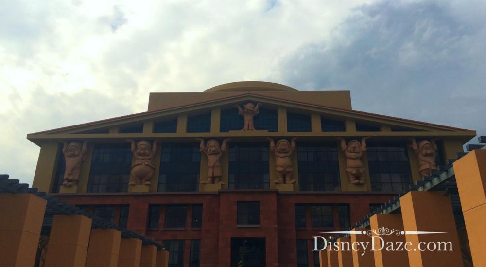 Team Disney Building at Walt Disney Studio - Burbank, CA