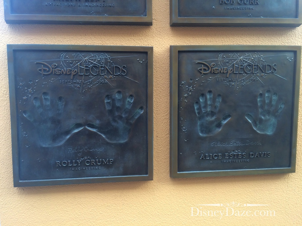Instrumental contributors to famous Disneyland attractions