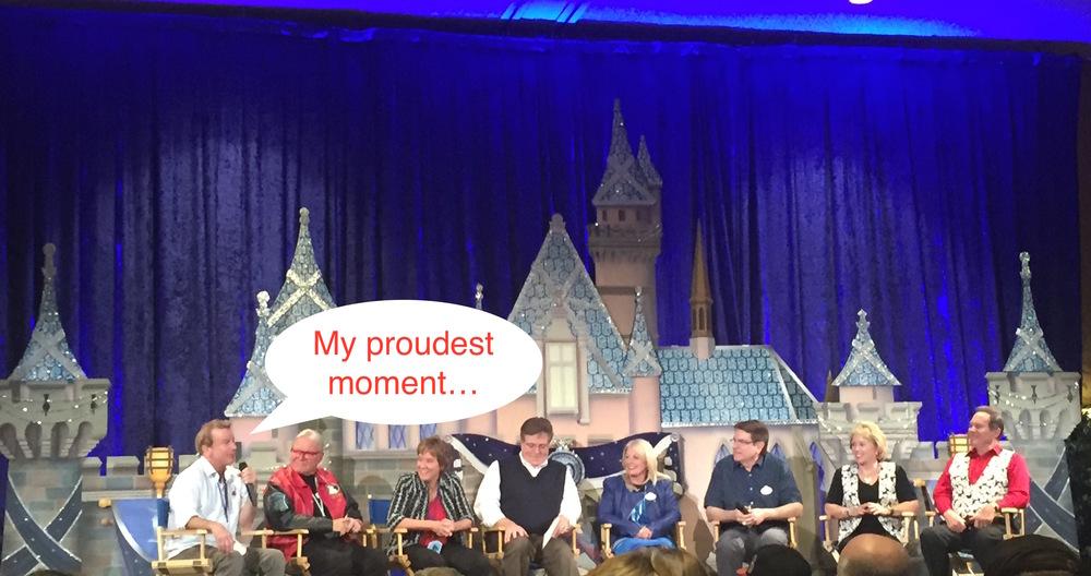 """Disneyland Dreamers & Doers"" Panel (Diamond Celebration Merch Event)"