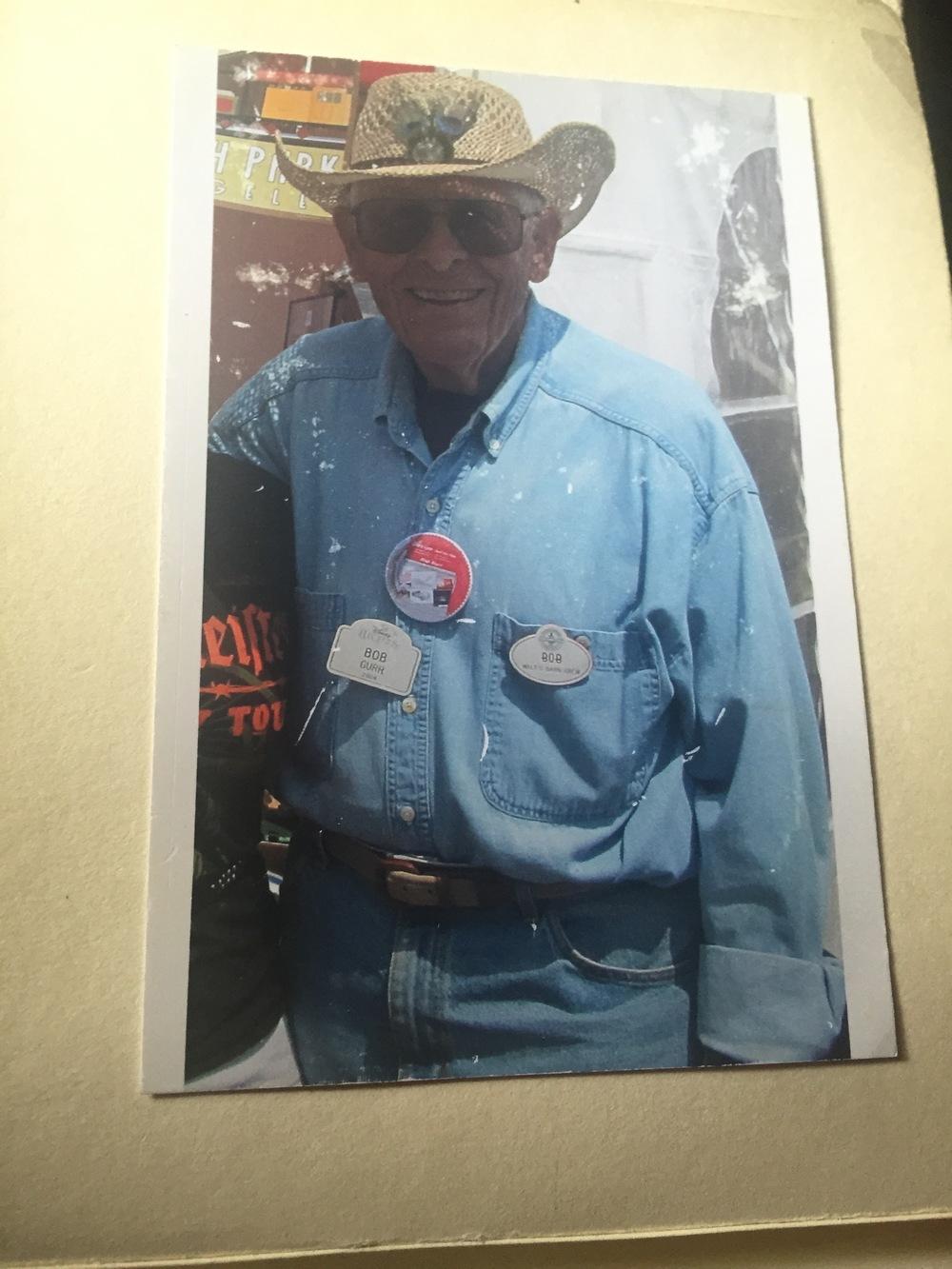 Disney Legend Bob Gurr