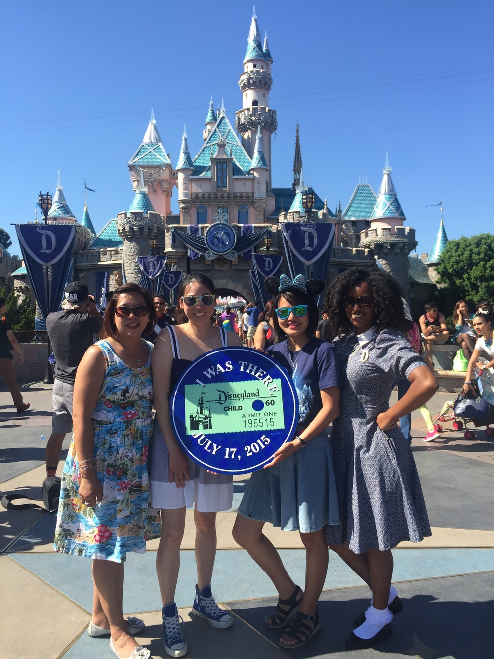 Disney Gals Castle.JPG