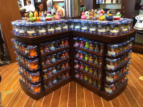 RUBBA DUCKS available at The Boathouse Orlando (Disney Springs)