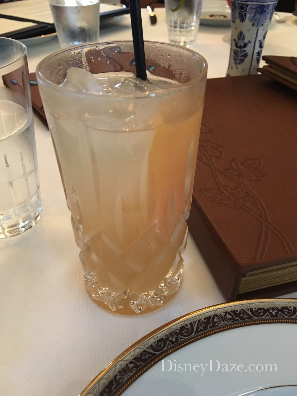 Signature Club 33 Beverage - The Ruby