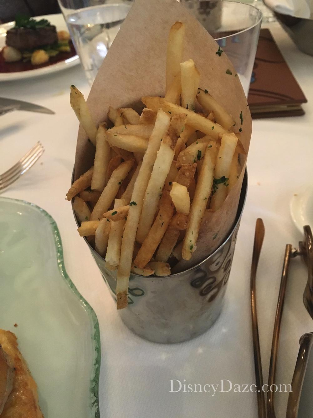 Signature Club 33 Fries