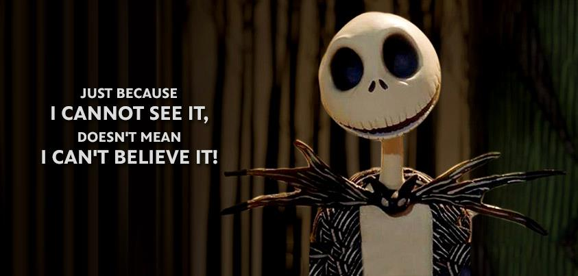 - The Nightmare Before Chrismtas