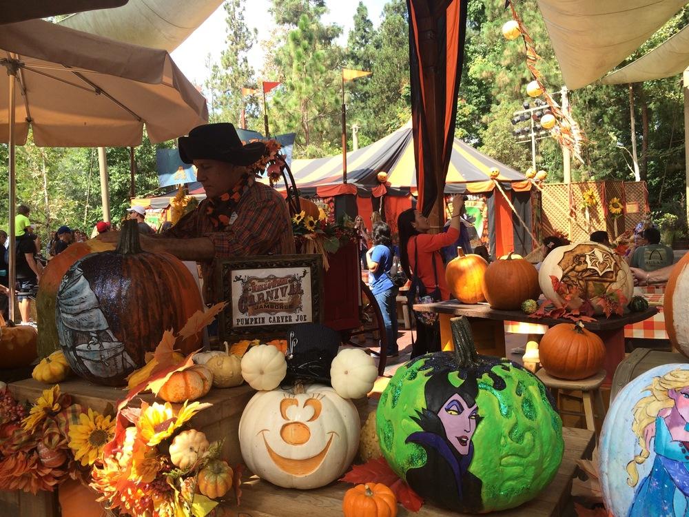 Halloween Round-up, Disneyland 2014