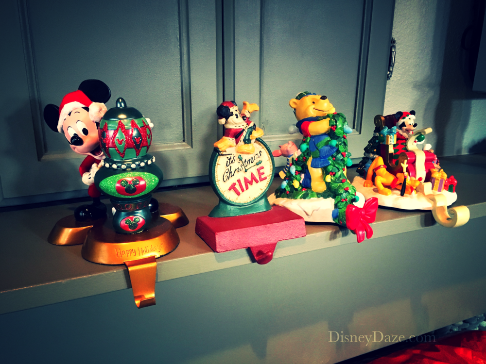 12 Days of Disney Christmas: Day 3 - Christmas Stocking Holders