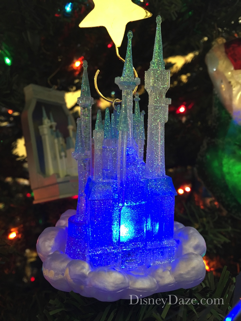 Sleeping Beauty's Castle by Hallmark.