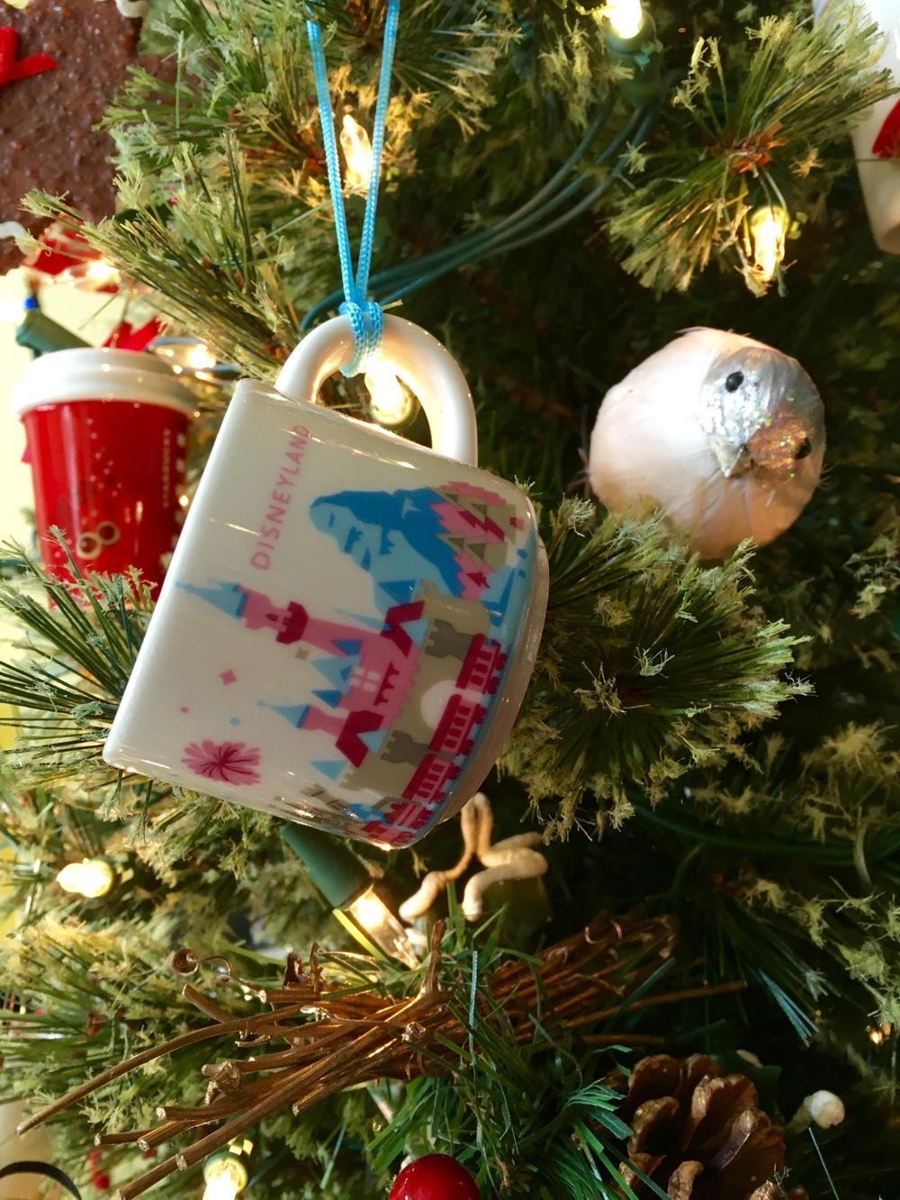 12 days of disney christmas day 12 starbucks disney ornaments
