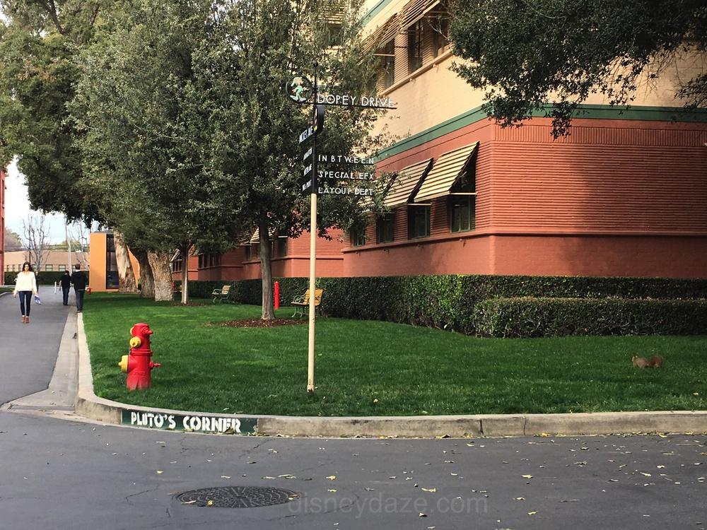 Walt Disney Studios - Burbank, CA