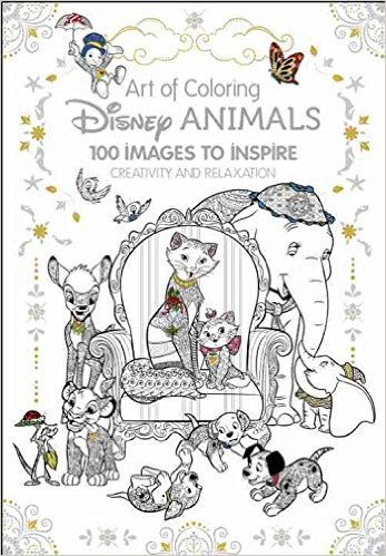 Disney-Inspired Coloring Pages for National Coloring Book Day ...