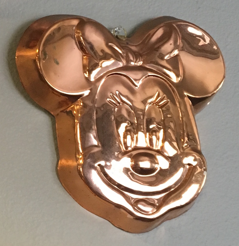 Minnie Mouse Copper Head