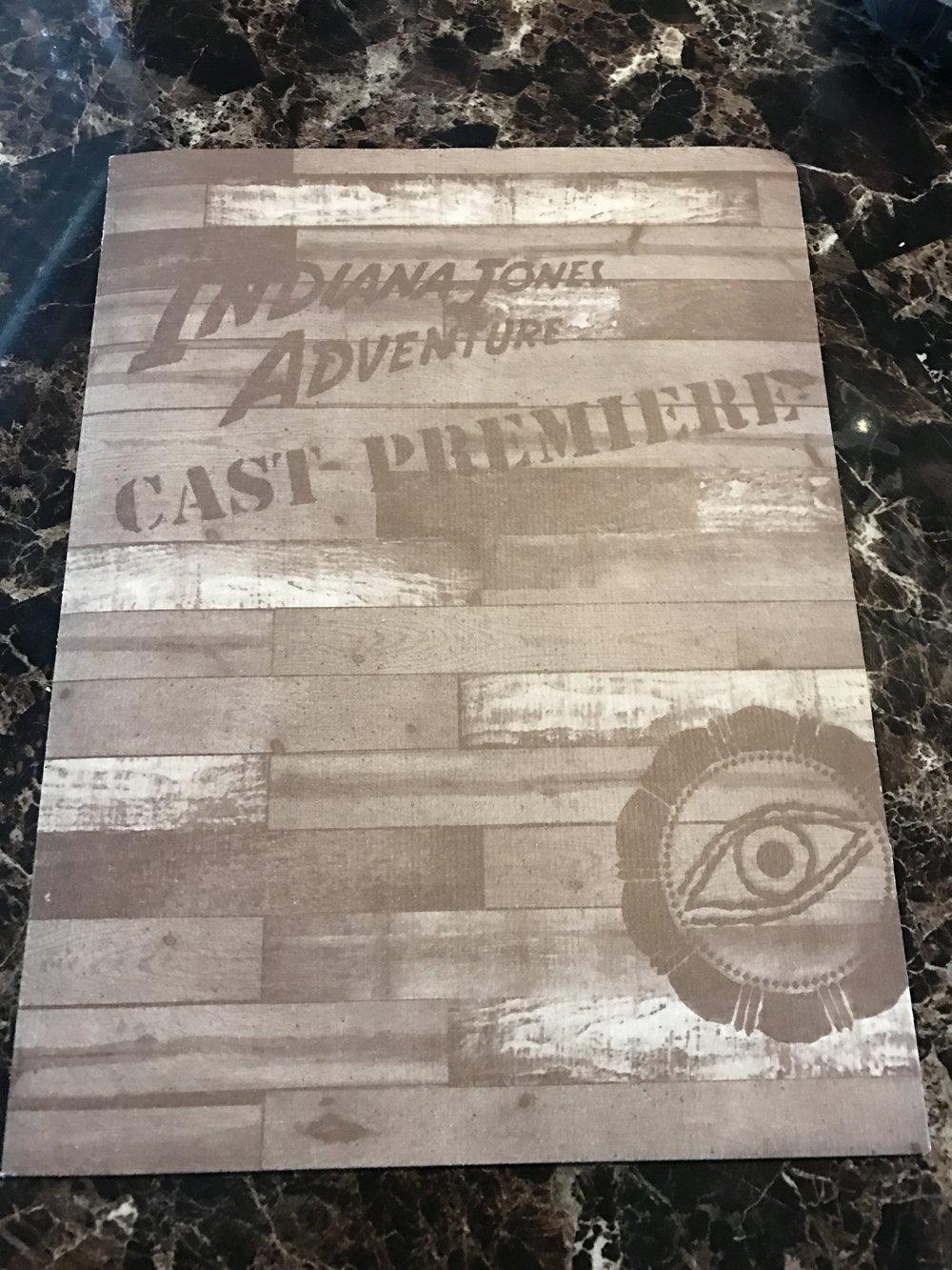 Disneyland Cast Member gift (1995)