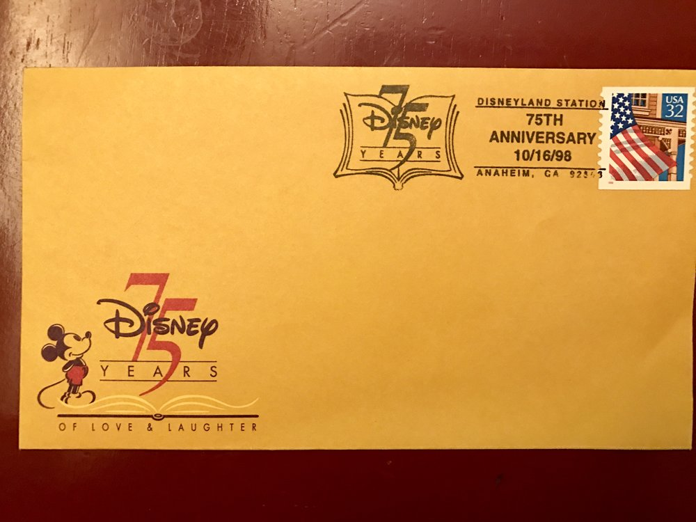 Oct 16, 1998 - Walt Disney Studio 75th Anniversary