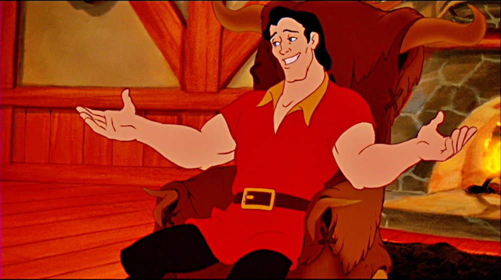 Image result for gaston disney