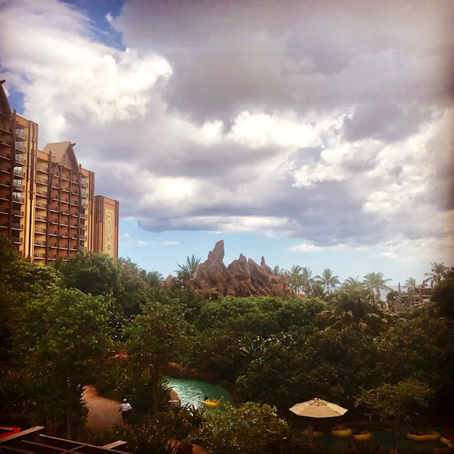 View of Disney's Aulani (2017)