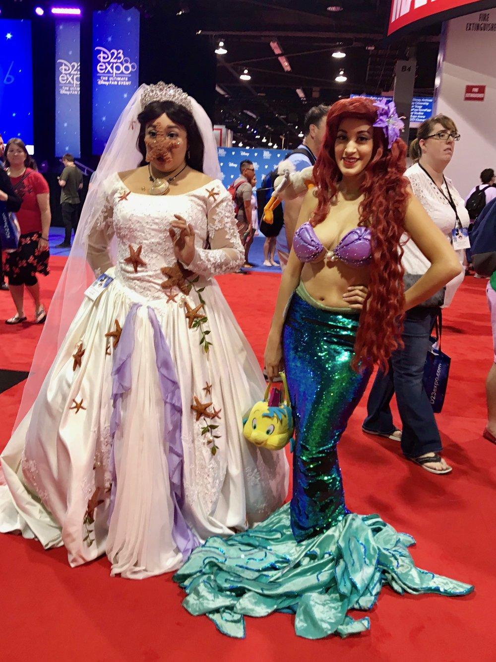 Morgana & Ariel (LM2)