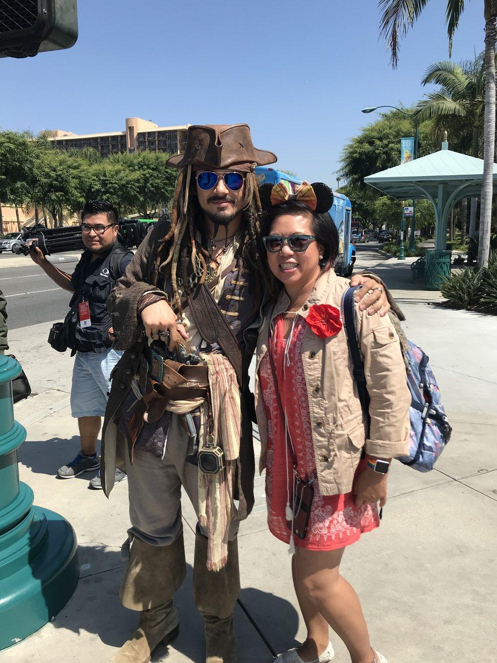 Jack Sparrow & Me