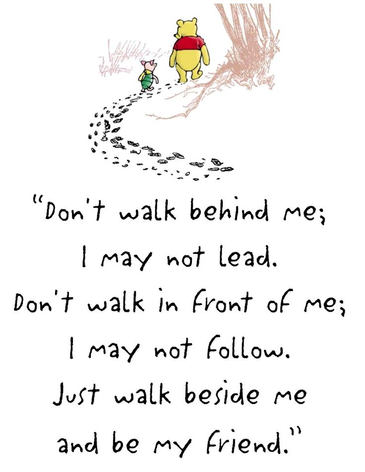 Quotes From Winnie The Pooh About Friendship Interesting Wednesday Words Winnie The Pooh On Friendship  Disneydaze