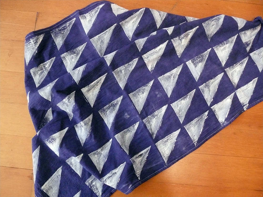 https://www.etsy.com/listing/107955944/navy-triangle-tea-towel