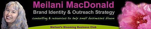 Meilani's Blooming Business Club