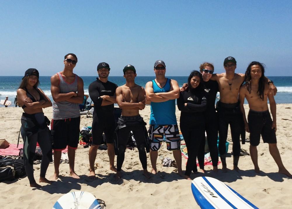 Surfing Field Trip 2014