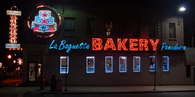 Panaderia La Baguette Bakery