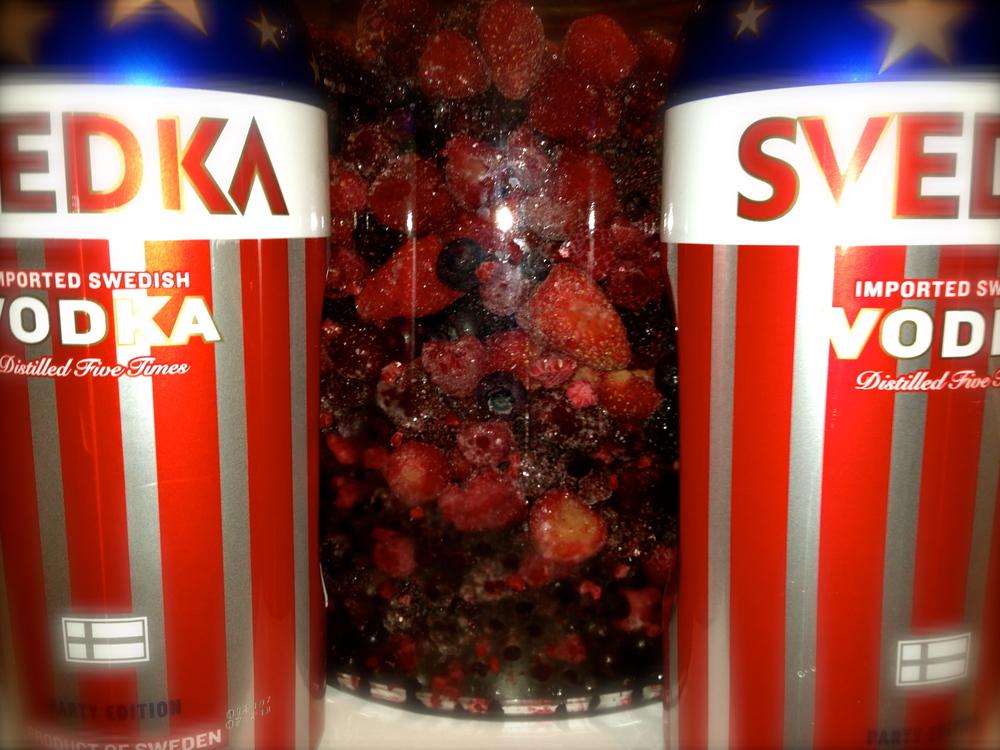 "Svedka ""Party Edition"" Vodka!"