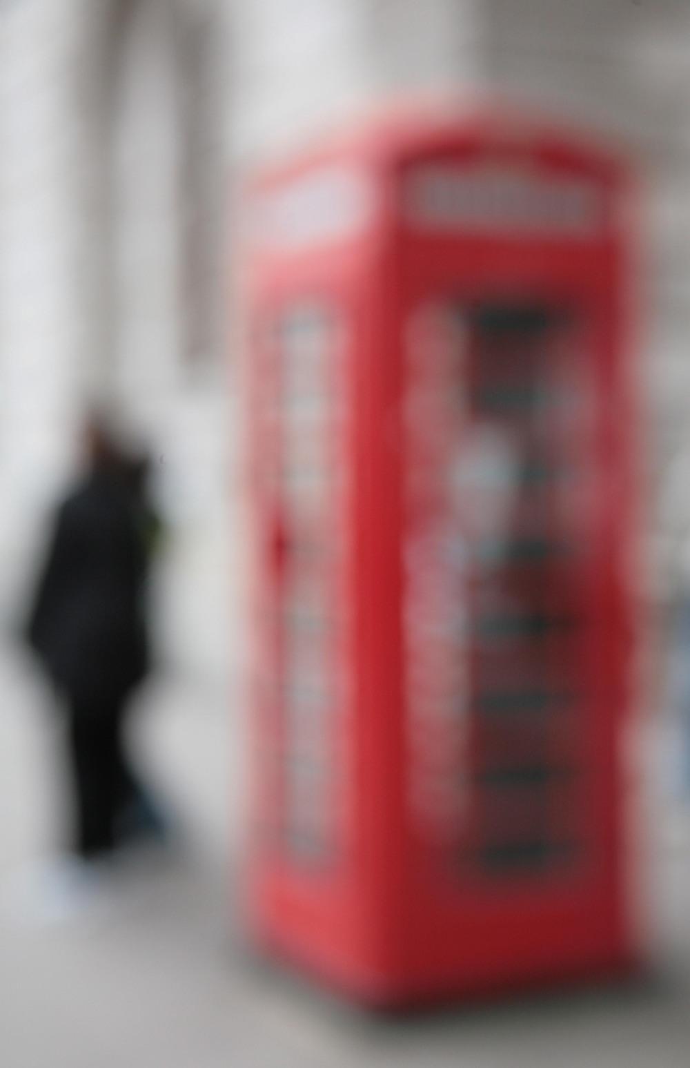 Phone box, Whitehall, SW1.jpg