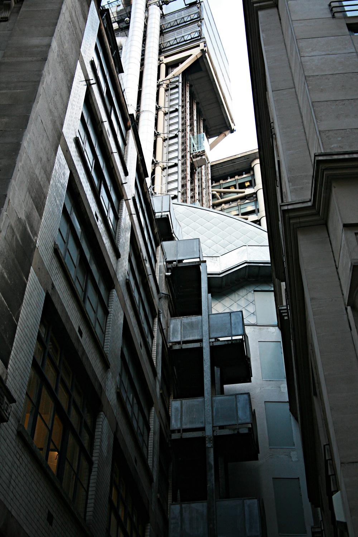Lloyds Building, from Whittington Ave, EC3.jpg