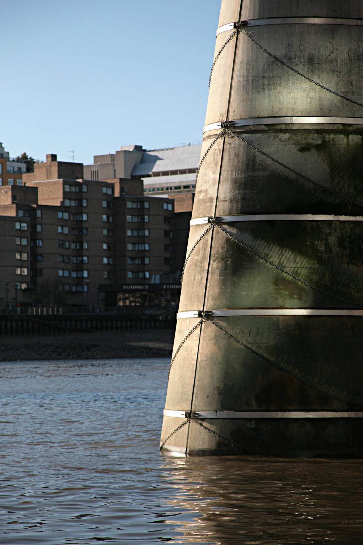 River support for Millennium Bridge.jpg