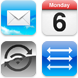 Ios 5 features icon
