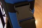 shoulder strap quick release