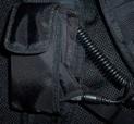 razr on shoulder