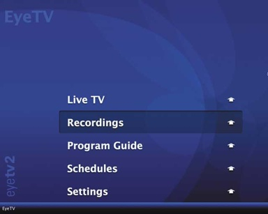 Eyetv Fullscreen