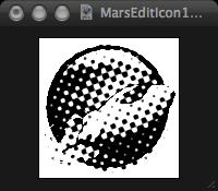 Dot Screen effect