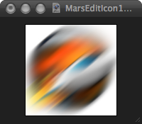 Motion Blur effect