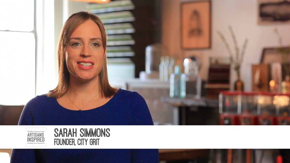 AFAR/The Ritz-Carlton Sarah Simmons of City Grit