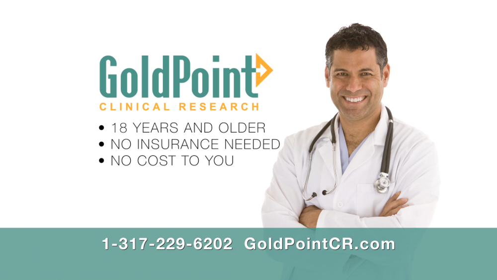 GOLDPOINT CR Depression Study