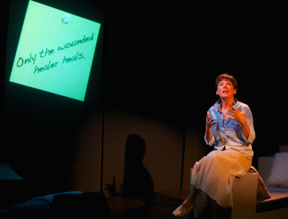 Photo from Milwaukee Chamber Theatre
