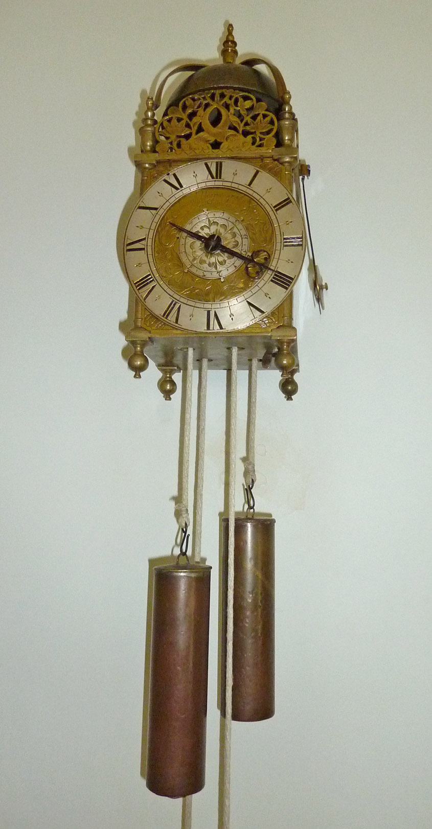 Lantern Clock at Woodford