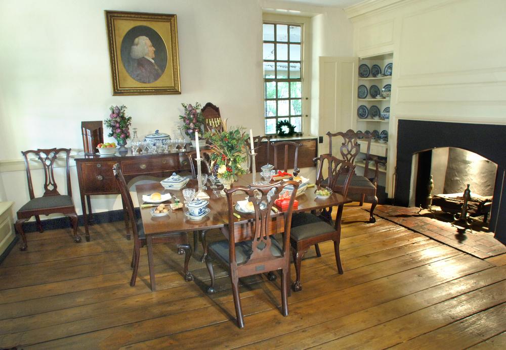 Interior, Cedar Grove