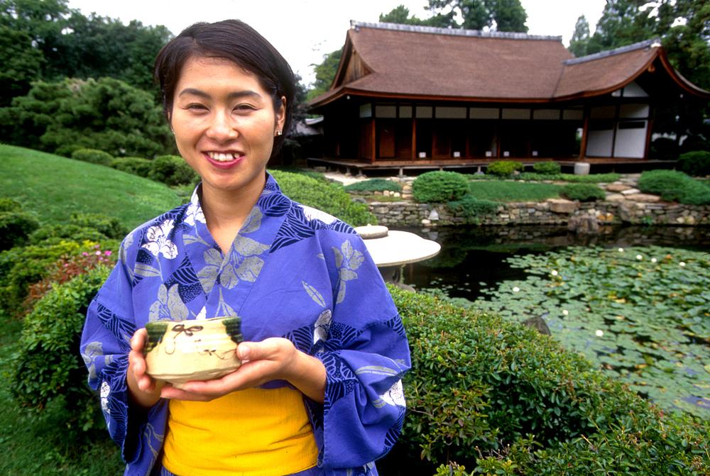 Shofuso Japanese House & Garden; Photo by B. Krist for GPTMC