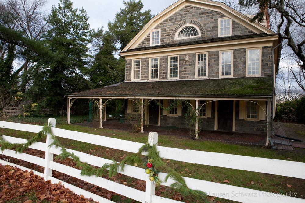 Cedar Grove, Charms of Fairmount Park, Lauren Schwartz Photography