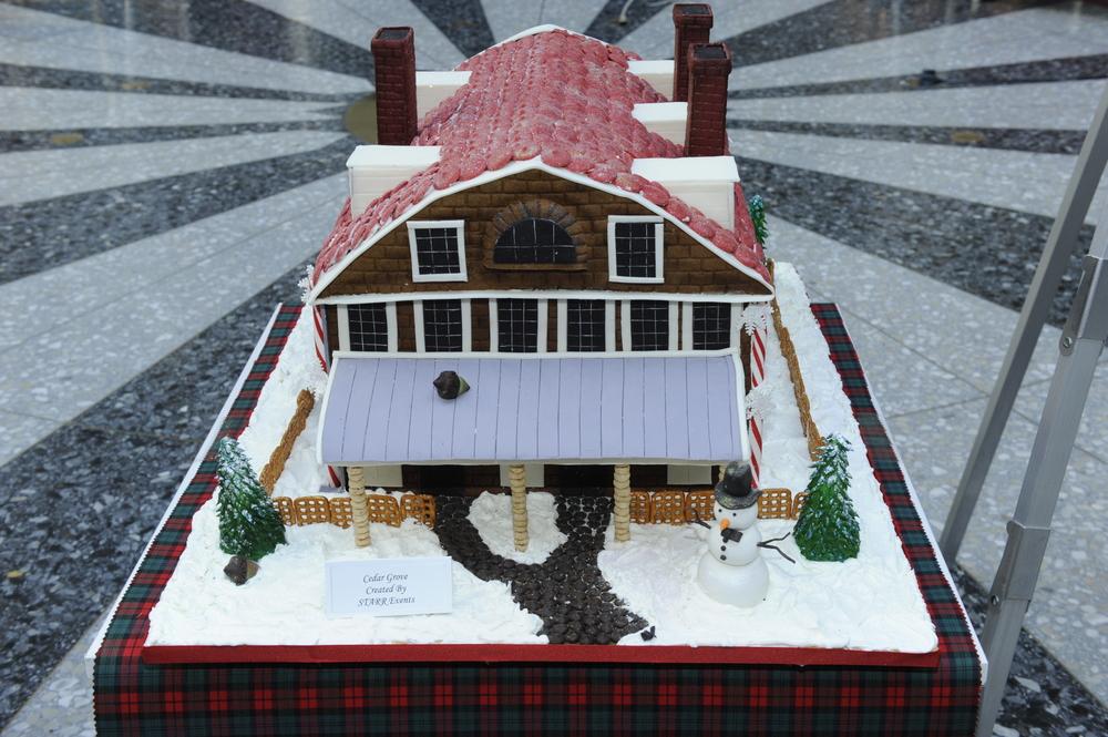 Cedar Grove Created by STARR Events and Van Earl's Cakes