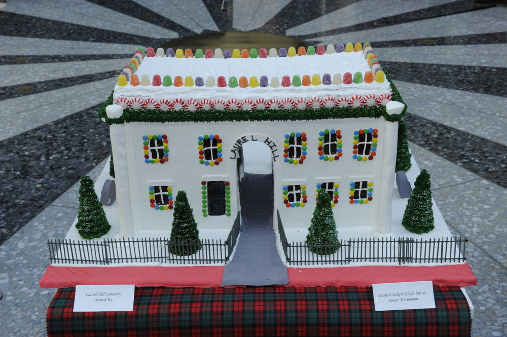 Laurel Hill Cemetery created by Danish Bakers