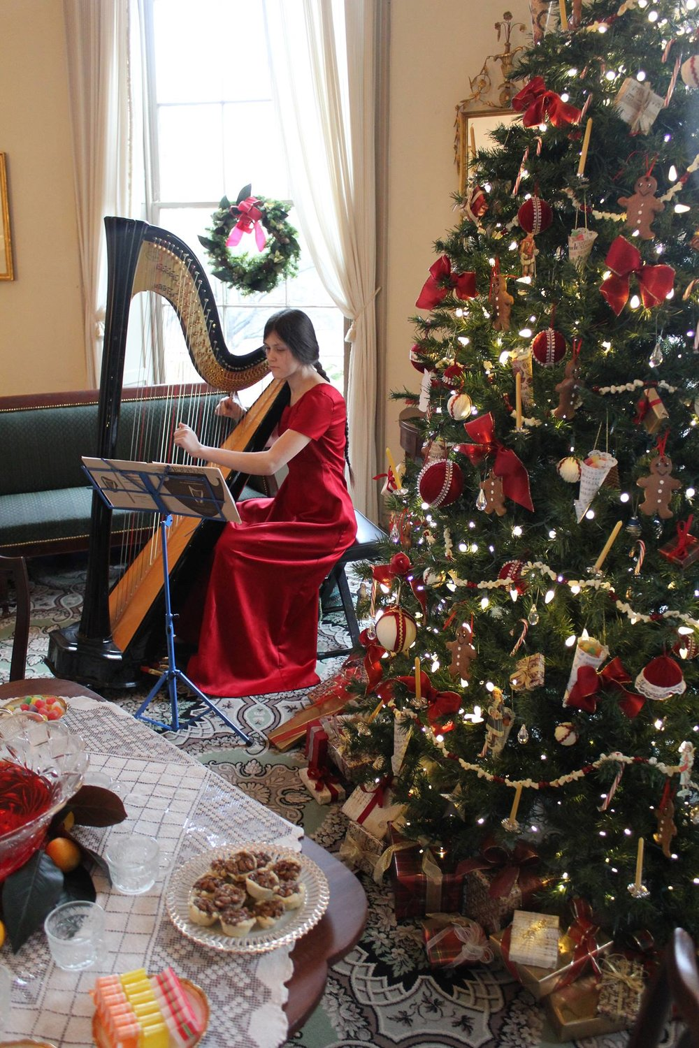 Sounds of the Season, A Very Philly Christmas, Charms of Fairmount Park