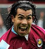 CONTROVERSIAL : CARLOS TEVEZ AT WEST HAM